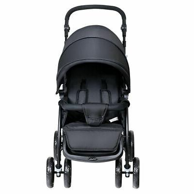 Foldable Lightweight Double Infant Pushchair Travel Outdoor