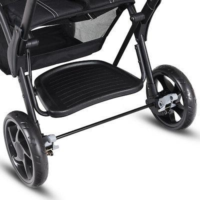 Folding Baby Sit Stand Ultra Pushchair