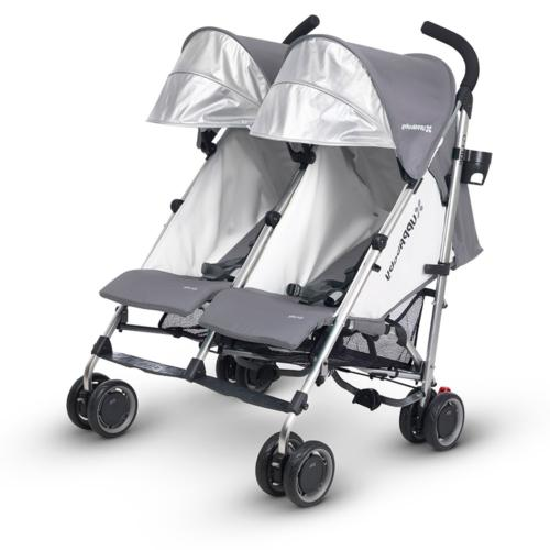 UPPAbaby Grey/Silver
