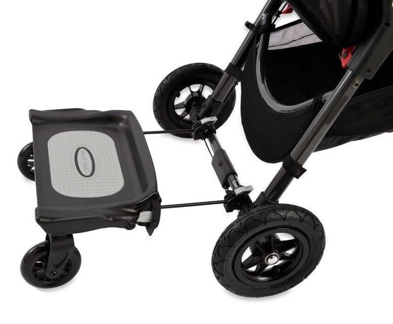 glider board sit and stand stroller accessories