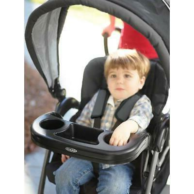 Graco Click Connect Stand and Ride Stroller, Gotham