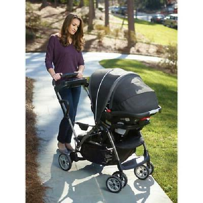 Graco Stand and Double Stroller,