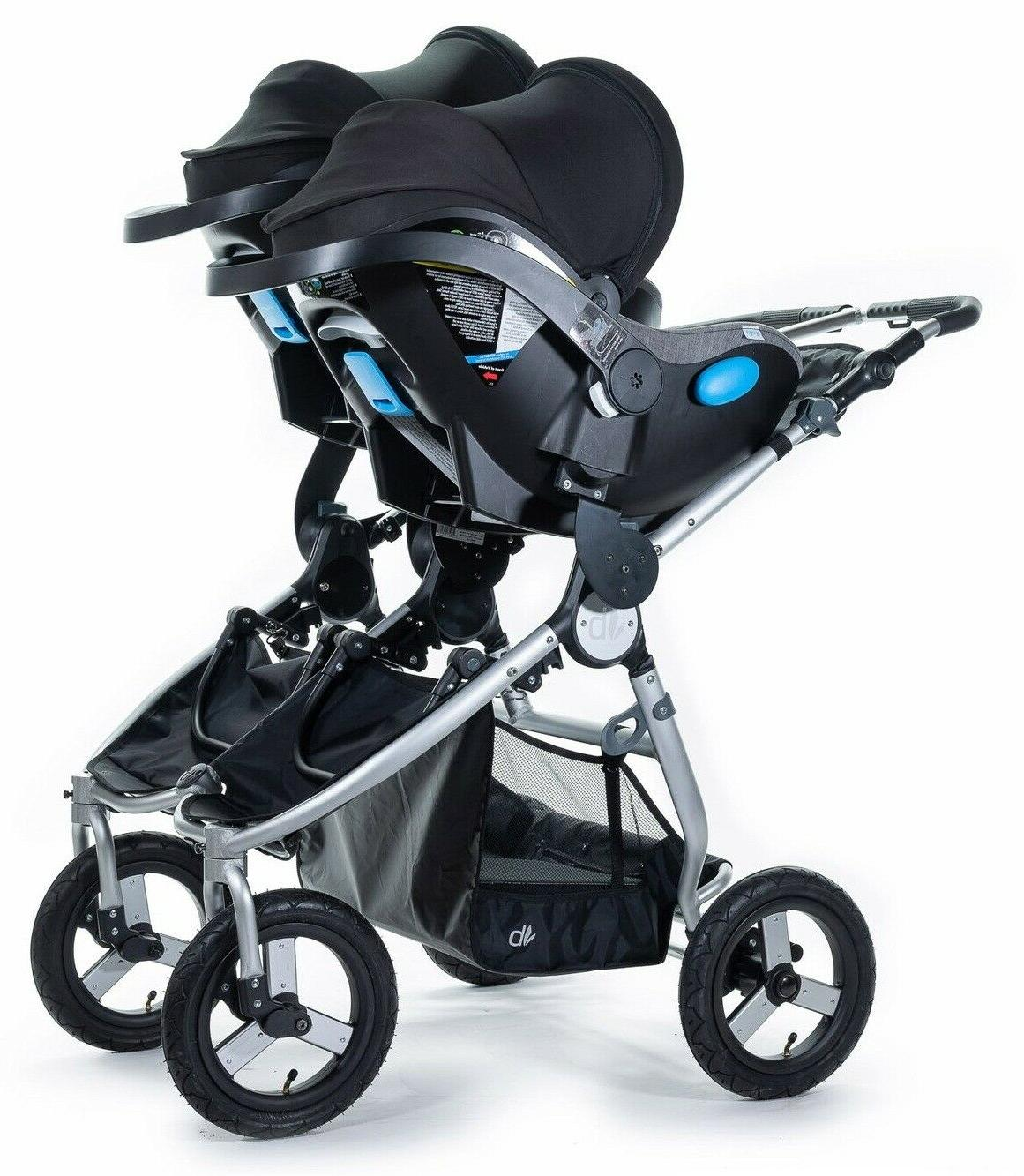 Bumbleride Indie Twin Fold Baby Sea New