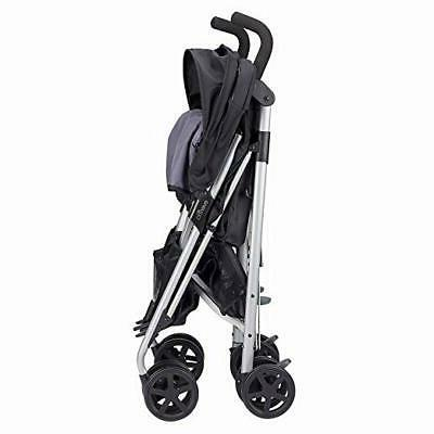 Evenflo Minno Twin Stroller, Grey