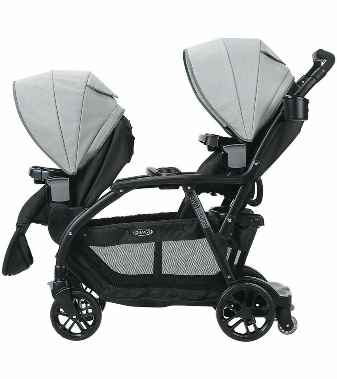 Graco Double Stroller Baby Sphere