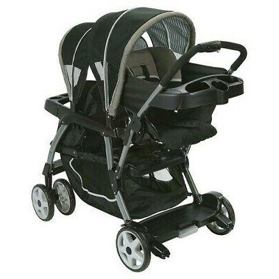 NEW Graco Connect Double Stroller -