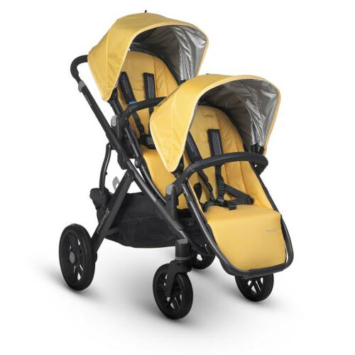 UPPAbaby Stroller Seat - Yellow/Graphite