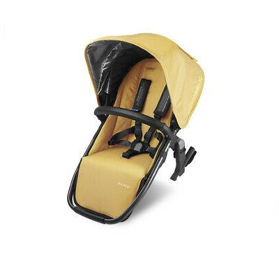 new vista2015 stroller rumble seat yellow graphite