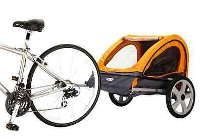 Perfect Bicycle Trailer Baby Toddler Kids Compact