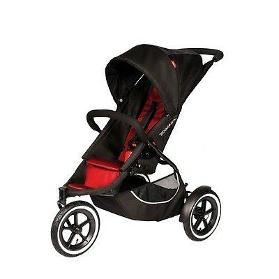 Phil & Teds V2 Stroller with Second Seat in