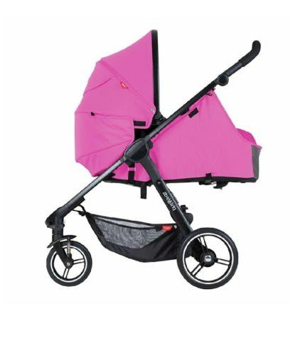 Phil phil&teds Smart Buggy, Lightweight