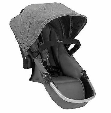 pivot xpand stroller second seat in percheron