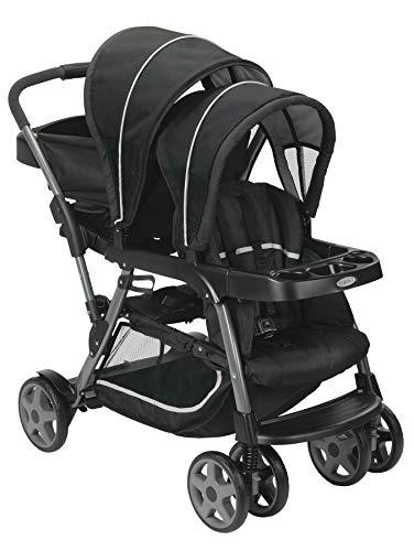 Graco Ready2Grow Click Connect Stand & Ride Stroller