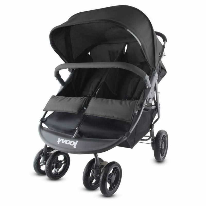 scooter x2 double stroller multi color fast