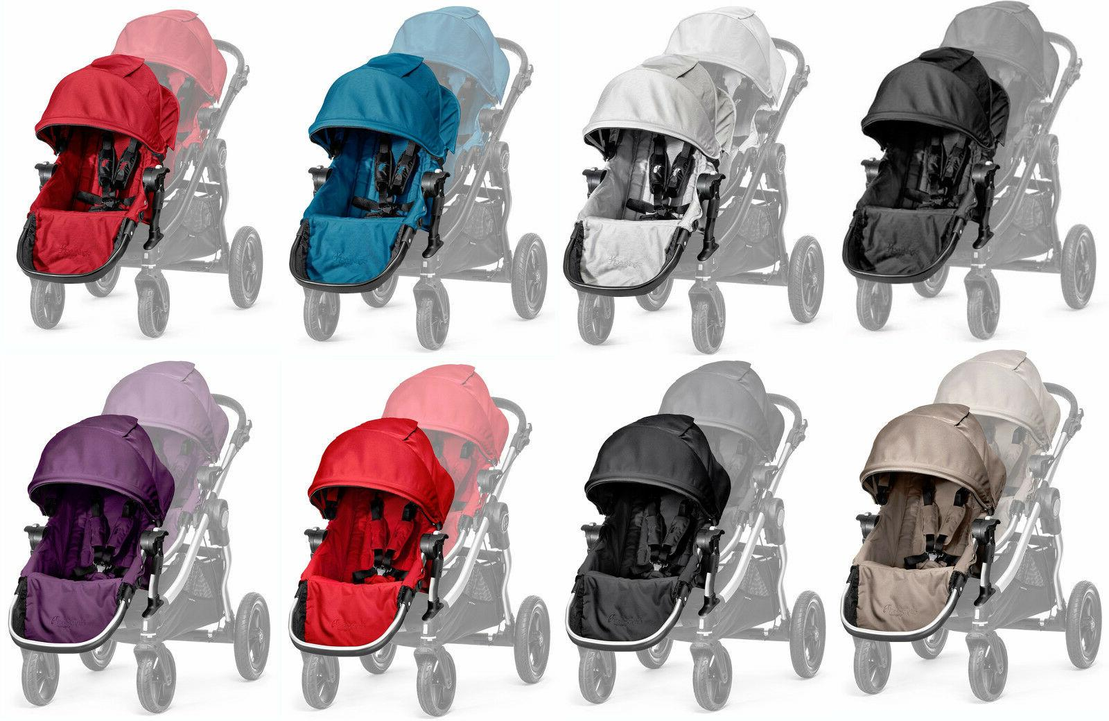 second seat attachment for city select stroller