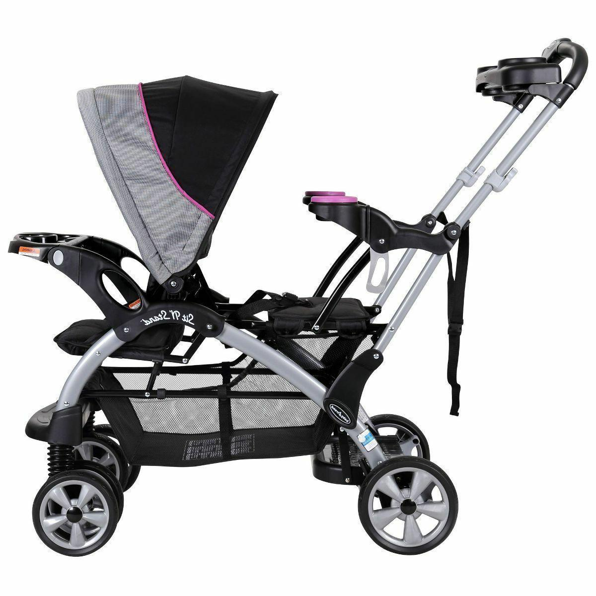 Baby Trend Stand Stroller Infant Toddler