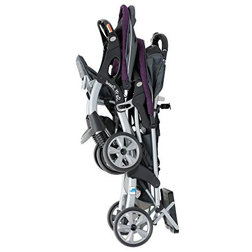 Stand Double Stroller Travel
