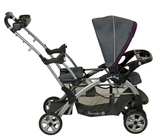 Baby Trend Sit Stand Stroller