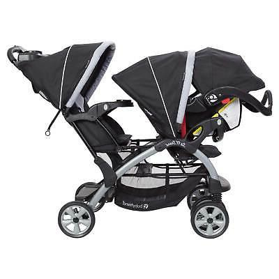 Baby Stand Easy Fold Toddler & Stroller,