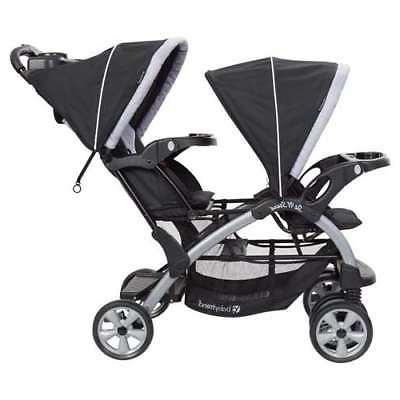 Baby Trend Tandem 2-Seat Double Stormy