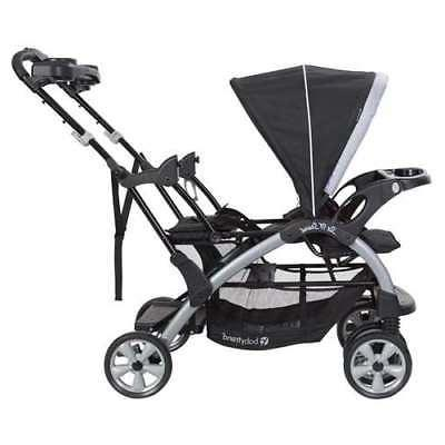 Baby Sit-N-Stand Tandem Stormy