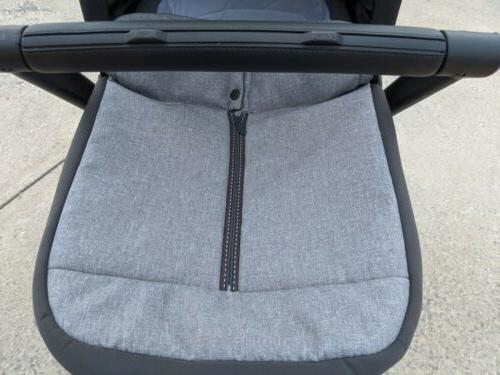 Peg with Bassinet, Plus Seat Adapter.