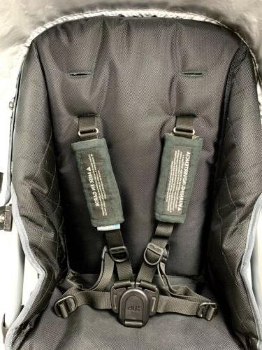 UPPAbaby Vista Rumbleseat / Double 2014-Earlier, Excellent