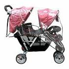 Aligle Weather Shield Double Popular for Swivel Wheel Stroll