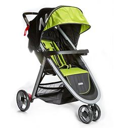 Mia Moda Elite Lightweight Stroller - Green