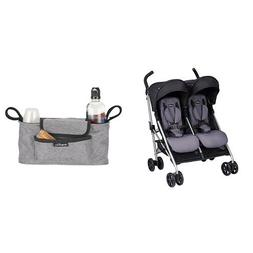 minno twin double stroller