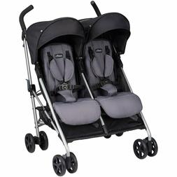 Evenflo Minno Twin Lightweight Double Stroller, Glenbarr Gre