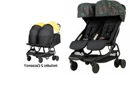 Mountain Buggy Nano DUO Double Stroller Year of the Dog!! Ne