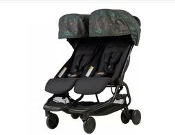 Mountain Buggy Nano Duo Stroller Year of the Dog Pattern NEW