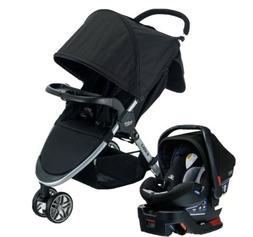 NEW 👶🏼 BRITAX B-AGILE AND B-SAFE 35 DUAL COMFORT TRAVE