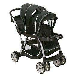 NEW Graco Ready 2 Grow Click Connect LX Double Stroller - Gr