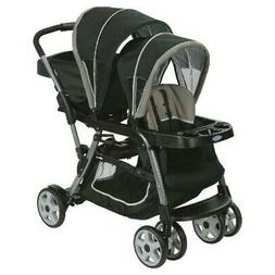 new ready2grow click connect double stroller pipp