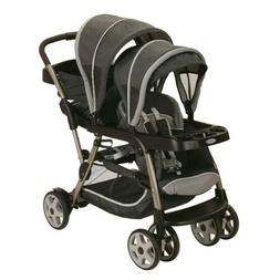 New Graco Ready2grow Click Connect LX Double Stroller Baby T