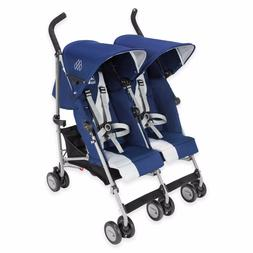 new twin triumph double light weight stroller