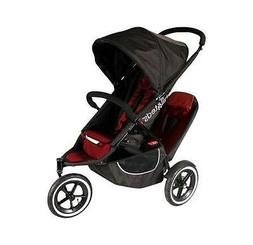 Phil & Teds Classic V2 Stroller with Second Seat + Second Se