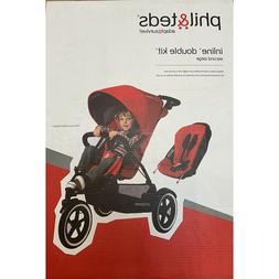 phil and teds navigator double stroller kit