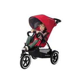 Phil and Teds Sport Inline Stroller 26 Riding Options - 5 po