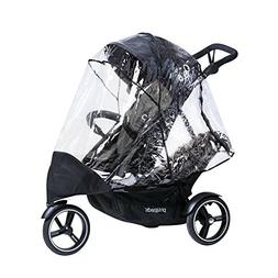 phil&teds Storm Cover for Dot Stroller, Single or Double