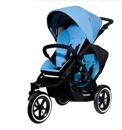 Phil and Teds Navigator Stroller WITH Face to Face Seat