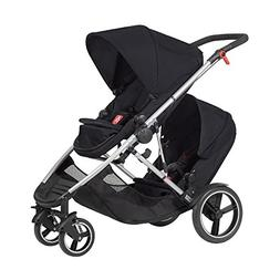 Phil and Teds Voyager Stroller WITH Doubles Kit