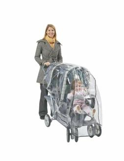 Comfy Baby! Rain Cover / Wind Shield for Twin Limo Tandem 2