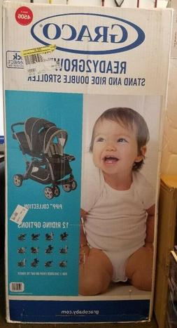 Graco Ready2Grow Click Connect Double LX Stroller - Pipp NEW