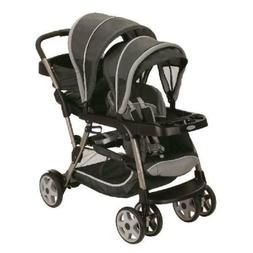 ready2grow click connect lx double stroller glacier  94OY9SksOUj4Q