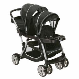 Graco Ready2Grow Click Connect LX Gotham Standard Double Sea