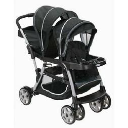 Graco Ready2grow Dual  Baby StrollerToddler Kids Gotham  Cli