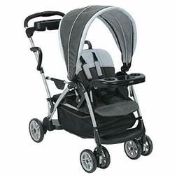 roomfor2 click connect stand and ride stroller